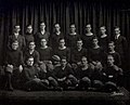 """""""The Football Team"""" from Trinity ivy yearbook 1911 (page 131 crop).jpg"""