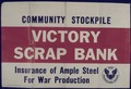 """VICTORY SCRAP BANK - COMMUNITY STOCKPILE"" - NARA - 515664.tif"