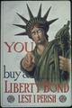 """You Buy A Liberty Bond. Lest I perish. Get Behind The Government. Liberty Loan of 1917."" - NARA - 512670.tif"