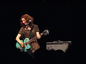Regina Spektor - Spektor performing at the Hammerstein Ballroom on October 16, 2007