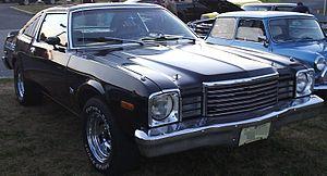 Dodge Aspen - 1978 Dodge Aspen coupe