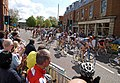'Cicle' classic bike race passing through Oakham - geograph.org.uk - 1276564.jpg