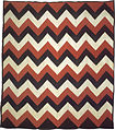 'Kulipu'u', quilt from Kauai, late 19th or early 20th century, Honolulu Academy of Arts.jpg