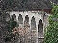 (Gourdon (Alpes-Maritimes) (Viaduc du Riou de Gourdon) (2).JPG