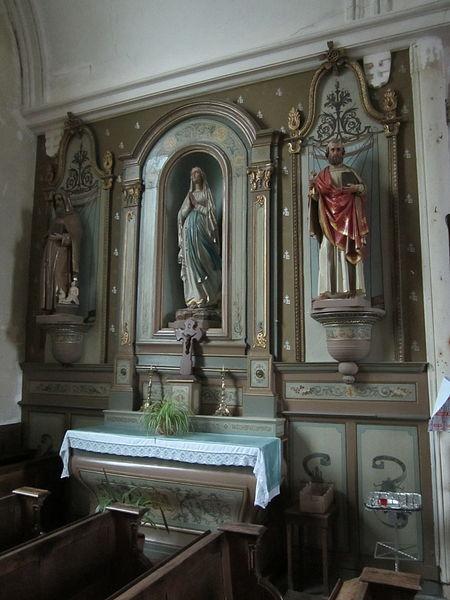 église Notre-Dame de fr:Montabot