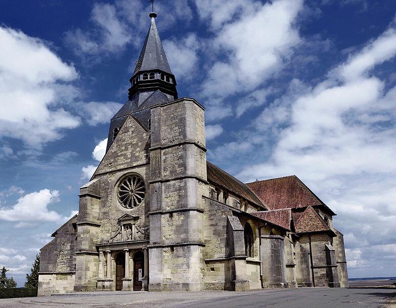 Église Saint-Didier de Clermont-en-Argonne