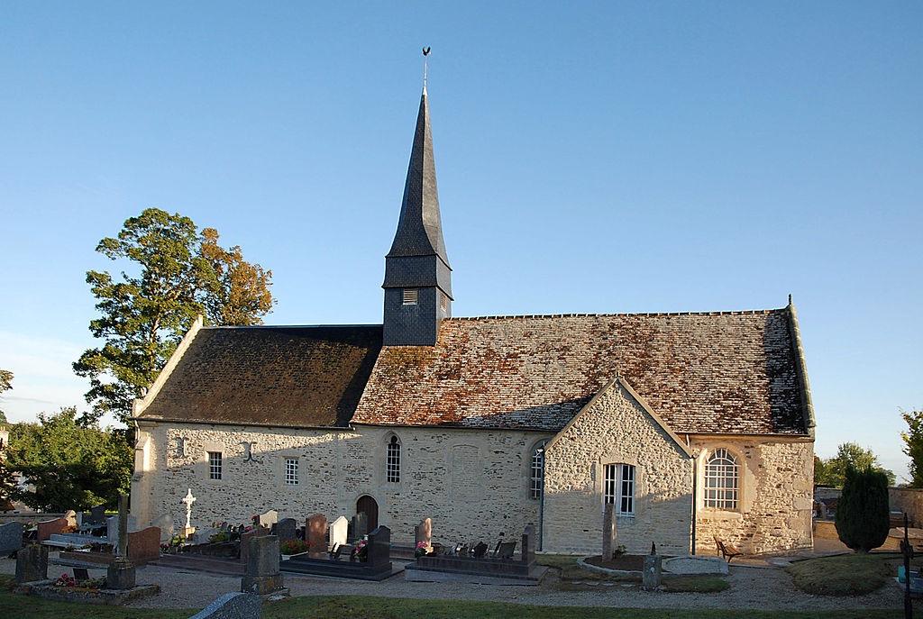 Église Saint-Germain de Fourches.JPG