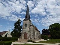 Église Saint-Laurent Villeneuve-Saint-Nicolas Eure-et-Loir France.jpg