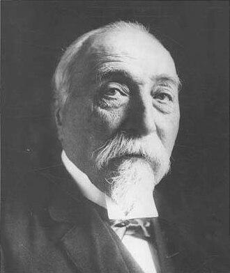 Émile Combes - Image: Émile Combes (1835–1921)