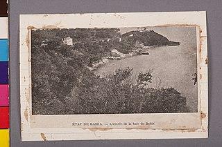 État de Bahia - L'Entrée de La Baie de Bahia