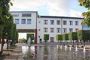 Örebro University - Image: Örebro University Pool