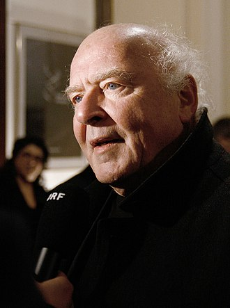 Christian Berger - Berger at the Austrian Film Awards 2011 at the Odeon theater in Vienna.