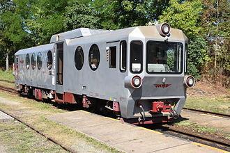 Jindřichohradecké místní dráhy - Class 805.9 Railcar