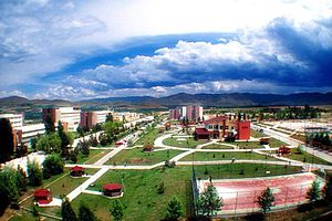Malatya - İnönü University Central Campus