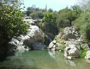 Pactolus - Pactolus river