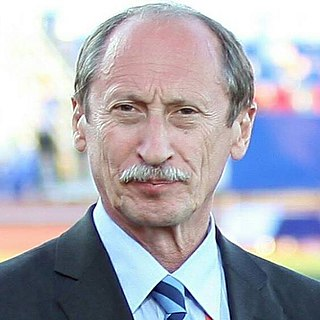 Valentin Balakhnichev Russian athletics administrator and former athlete