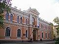 Будинок земельного банку, Будинок, у якому 9-15 травня 1919 р. відбувся перший губернський з'їзд комсомолу Полтавщини PIC 0936.JPG