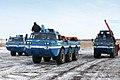 ЗиЛ-4906 - Тренировка поисково-спасательного отряда ЦВО по эвакуации экипажа космического корабля «Союз ТМА» 03.jpg