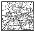 Карта к статье «Мобеж». Военная энциклопедия Сытина (Санкт-Петербург, 1911-1915).jpg