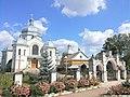Комплекс церкви Вознесіння Господнього, село Комарів,.jpg