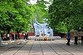 Константиновка. Группа могил советских воинов Юго-Западного фронта 7.jpg