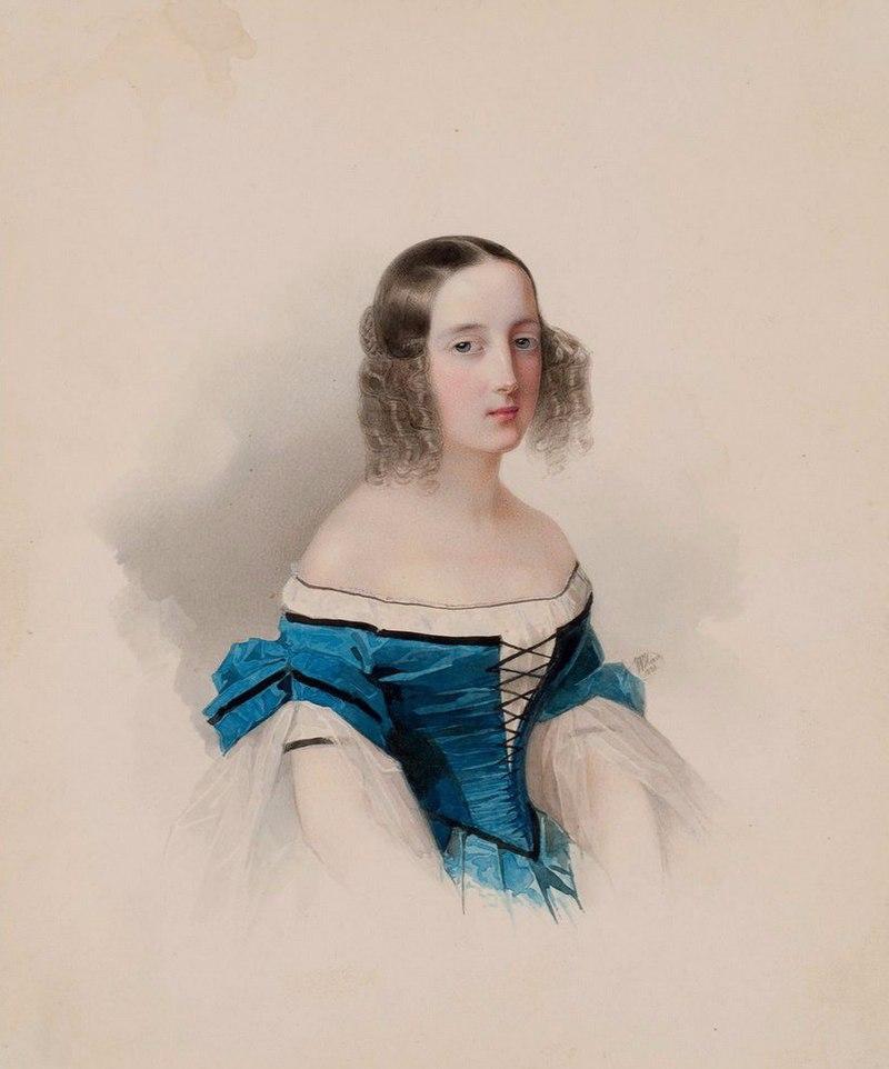 Мария ник гау 1838.jpg
