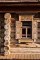 Музей деревянного зодчества Суздали. Окно.jpg