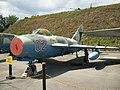 МіГ-17, Площадка військової техніки.JPG
