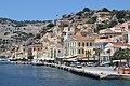 Набережная Ano Symi. Остров Symi. Greece. Июнь 2014 - panoramio.jpg