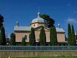 Нагірянка Церква Св. Миколи.jpg