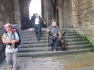 Pilgrimage - Pilgrims of Compostela.
