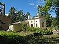 Пушкин. Дворцовый госпиталь, Пантелеймоновская церковь01.jpg