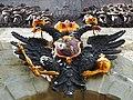 Санкт-Петербург Петропавловская крепость Петровские ворота 21 июля 2012.jpg