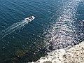 Скалистое побережье Атлеша, Тарханкут, Черное море, Крым 3.jpg