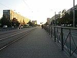 Улица Дыбенко, Муниципальный округ № 54 - Mapillary (hekpV466PesvLyYcy02HbA).jpg
