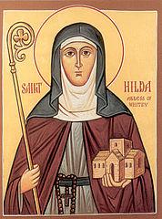 Znalezione obrazy dla zapytania Święta Hilda