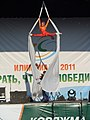 Цирк Весар (Архангельск) на Илимпиаде в Коряжме, 2011 (11).JPG