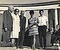 באירוע למלאת 50 שנה לאוניברסיטה - יולי 1968.jpg