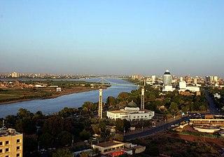 Capital of Sudan