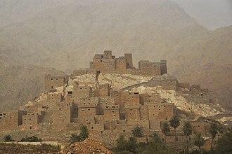 Hijaz Mountains - Image: ذو عين 2