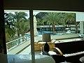 منظر من داخل صالة الطعام بفندق هيلتون طابا.JPG