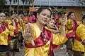 นายกรัฐมนตรี ตรวจเยี่ยมอำเภอนำร่องหลังยกเลิก พรก. และม - Flickr - Abhisit Vejjajiva (14).jpg