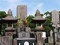 西郷隆盛の墓 - panoramio.jpg