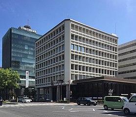 香川銀行旧本店(解体済み)