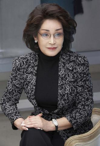 Lee Myung-hee - Lee in 2016