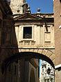 079 Pas de la catedral al palau arquebisbal, c. Barcella (València).JPG