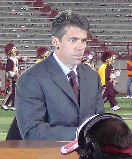 Chris Fowler American sportscaster