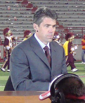Chris Fowler - Image: 091507 USC Neb Chris Fowler