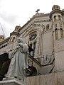 098 Sant Esteve de Nicea davant la Catedral.jpg
