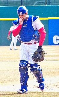 Mike Nickeas baseball player, 2010-2013 major league catcher